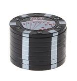 Geeek Metall-Poker Chips Grinder