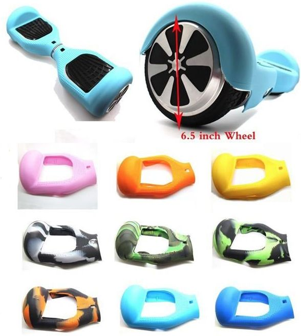 Ongebruikt Beschermhoes Silicone Case Cover 6,5 Inch Hoverboard Oxboard KY-29