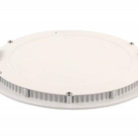 Geeek LED Paneel Rond 12W 155mm Koud Wit
