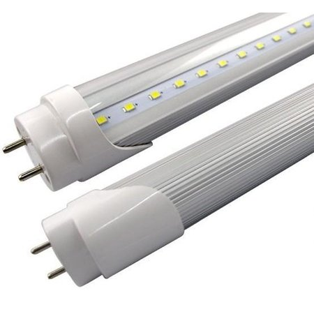 Geeek LED-Leuchtstoffröhre 10W 60cm 6300K Weiß - 3 stück