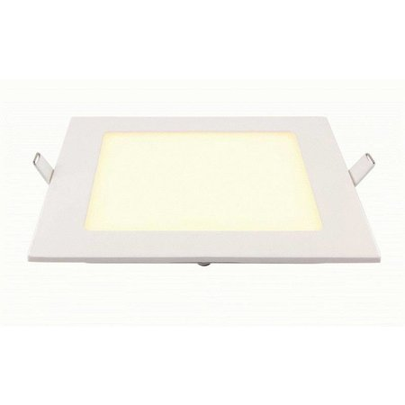 Geeek LED Paneel Vierkant 145x145 mm 9W Koud Wit