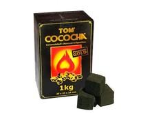 Tom Cococha Premium Gold 1 kg Huka Shisha Kohle