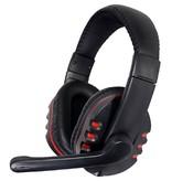 Geeek PC Gaming Headset Headphone Over-Ear Stereo Headphones