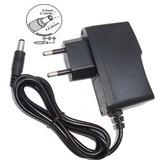 Geeek AC Adapter Lader Voeding 100V-240V DC 12V 1A Power EU Plug
