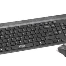 Wireless Keyboard with Mouse Media Control SF-K201