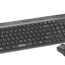 Wireless-Tastatur mit Maus Media Control SF-K201