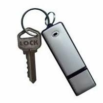 USB-Stick Sprachrecorder / Memorecorder - 4GB Speicher