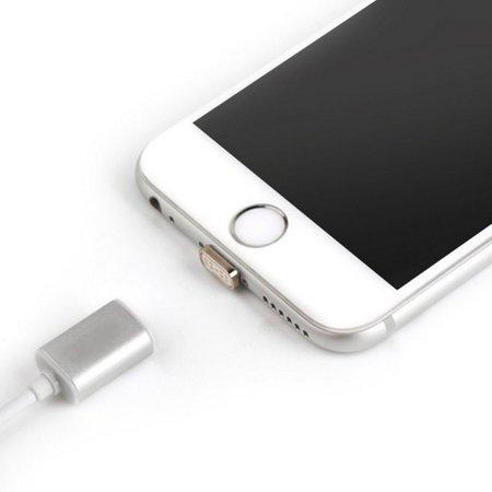 Geeek Magnetisch Lightning iPhone iPad USB Kabel MagCable MagSafe