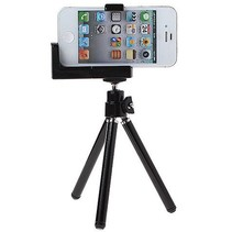 Universal tripod for Android Smartphone, iPhone or mobile phone