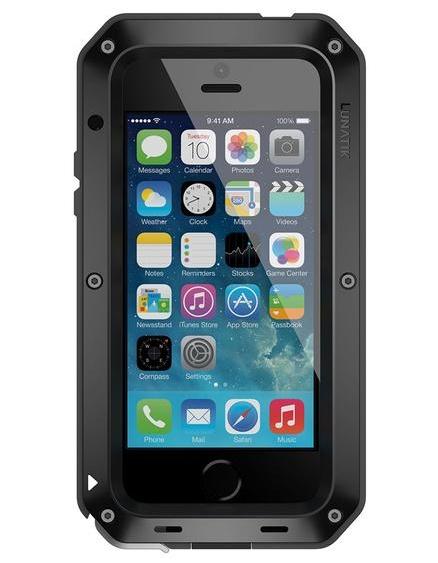 new style 208af 2c069 LunaTik Taktik STRIKE Protective Case iPhone 6 / 6s Black