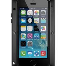 Taktik STRIKE Schutzhülle iPhone 5 / 5s / SE Schwarz