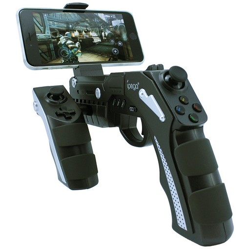 iPega PG-9057 Phantom ShoX Blaster Bluetooth Game Pistol Gun