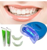 Geeek Whitelight Zahnbleich-Set für weißere Zähne