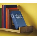 Geeek Stalen Boeken Kluis Safe