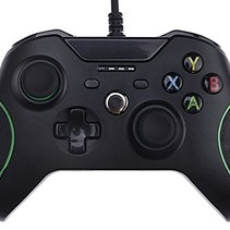 Wired Controller Schwarz fur Xbox  One (S)