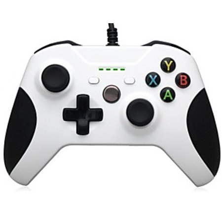 Geeek Wired Controller Weiss fur Xbox One (S)