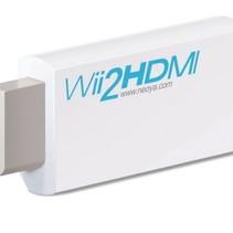 HDMI Converter / Adapter voor Nintendo Wii