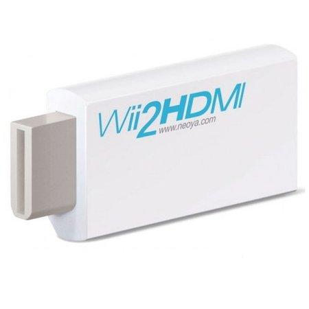 Geeek HDMI Converter / Adapter voor Nintendo Wii