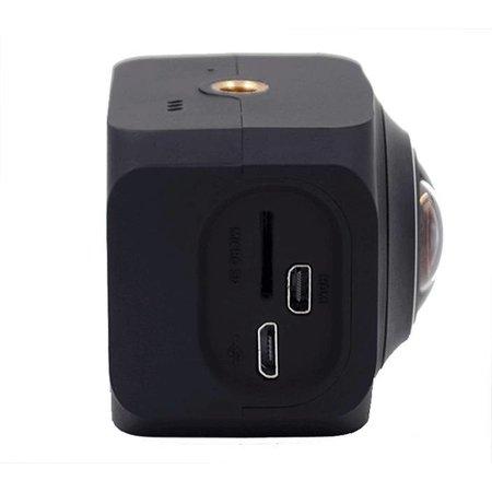 Geeek VR360 3D 4K Action Cam HD WiFi Sports