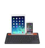 Geeek Multifunctioneel Bluetooth Wireless Keyboard - Windows / IOS / Android - Wit