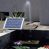 Starke Waterpompset Solarbrunnen Solar Energy