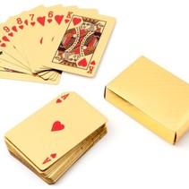 Spielkarten Gold