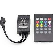Musik-LED IR-Fernbedienung RGB 20 Key