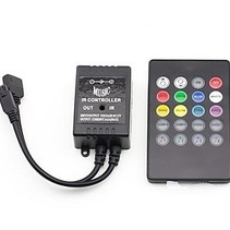 Muziek Led IR Controller Afstandsbediening RGB 20 Key