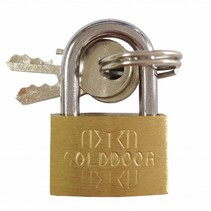 Kluisslot lockerslot kofferslot 25mm