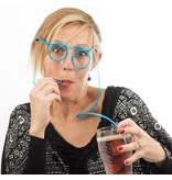 Geeek Brillen Drinkrietje Drinking Straw Glasses