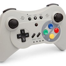 Wireless Pro Controller SNES look for Wii U