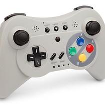 Wireless Pro Controller voor Wii U Pro - SNES Look