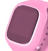 Geeek Kinder Smartwatch Rosa Bluetooth-GPS-GSM-L22 Plus