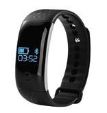 Geeek Smart Fitness Band Pedometer Heart Monitor Blood Oxygen monitor Silicone