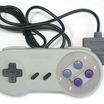 Controller für Super Nintendo SNES