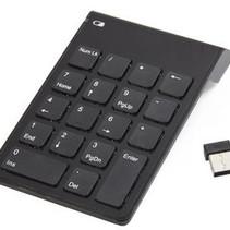 Wireless Numeric Keypad Keyboard
