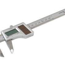 Digital-Schieber 150 mm Solar-Carbon-Faser