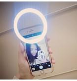Geeek Sterke Selfie Ring Led Lamp Licht