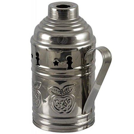 LUX Shisha Shisha Windschutzscheibe Windschutz Silber