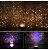 Geeek Kosmos-Stern-Projektor-Stern-Meister Starry Lampe