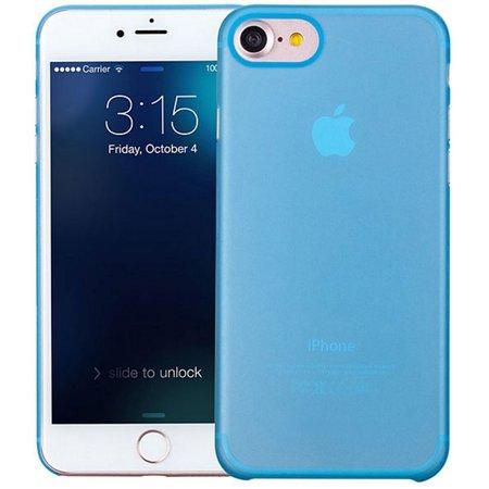 Geeek iPhone 7 / iPhone 8 ultra dünner Fall-Fall-Abdeckung Blau 0.3mm