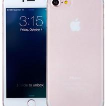 iPhone 7 / iPhone 8 ultra dünner Fall-Fall-Abdeckung Transparent 0.3mm
