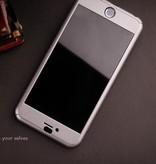 Geeek iPhone 7 / 8 Plus-Ganzkörper-360 Super dünne Fall-Abdeckung Fall