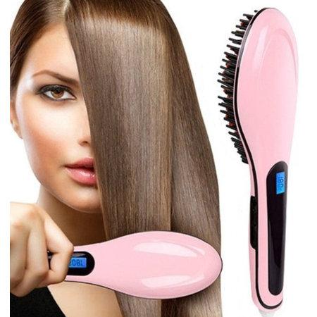 Geeek Pinselstil Perfect Hair-Strecker Pinsel HQT-906