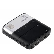 Beamer DLP Pico-Projektor Wireless WiFi Bluetooth Soneed