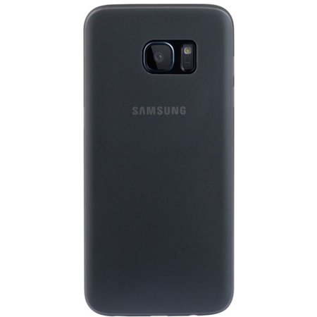 Geeek Samsung S7 Ultra Dun Hoesje Case Cover Zwart 0.3mm