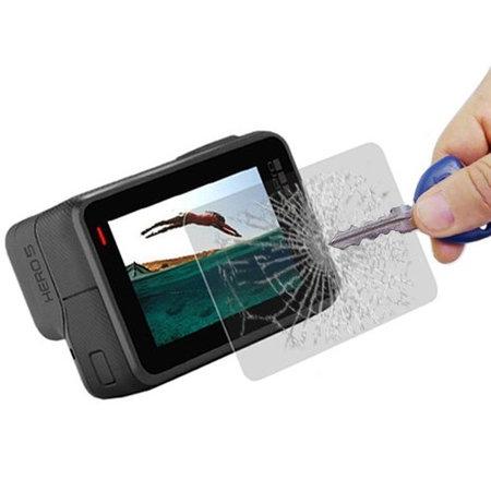 Geeek Glass Screenprotector voor GoPro Hero 5