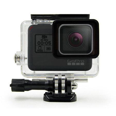 Geeek Waterproof Case / Onderwater Duik Behuizing voor GoPro Hero 5