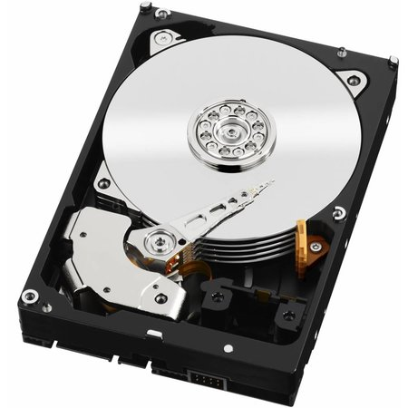 Geeek 2TB (2000GB) 3.5 Hard Disk for DVR Security Cameras