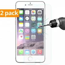 Schutzfolie aus gehärtetem 0,3mm Panzerglas für iPhone 7 / 8 Plus